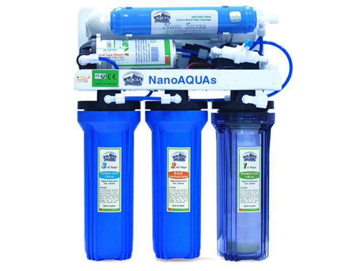 Máy lọc nước NanoAquas NA20 công suất lớn 20L/h