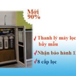 Thanh lý máy lọc nước 8 lõi tốt, bền rẻ chính hãng còn bảo hành