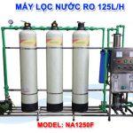 Máy lọc nước RO 125 lít/h cho nước sắt NA1250F van cơ