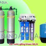 Máy lọc nước RO 50 lít/h dùng cho nhiễm Canxi NA2K509UV