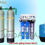 Máy lọc nước RO 65 lít/h cho nước nhiễm vôi NA2K658