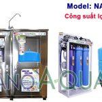 Máy lọc nước RO 30 lít/h NanoAquas nhập khẩu