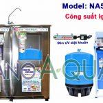 Máy lọc nước RO 50 lít/h có đèn UV NanoAquas NA507UV