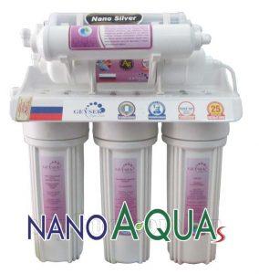 Máy lọc nước Geyser TK6, công nghệ không điện không nước thải