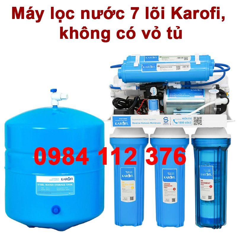 Thanh lý máy lọc nước 7 lõi Karofi