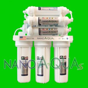 Máy lọc nước NanoAquas NE5, không điện không thải