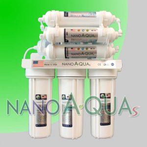 Máy lọc nước NanoAquas NE6, không điện không thải
