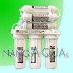 Máy lọc nước NanoAquas NE7, không điện không thải