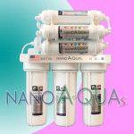 Máy lọc nước NanoAquas NE9, không điện không thải