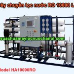 Dây chuyền lọc nước RO 10.000 Lít Model HA10000RO