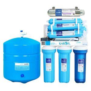 Máy lọc Karofi 8 lõi KT80UV diệt khuẩn