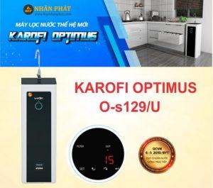 Máy lọc Karofi Optimus -i129/U