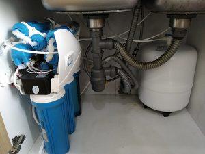 Máy Karofi 8 lõi thông minh, model KT-K8I-1, lắp gầm chậu rửa