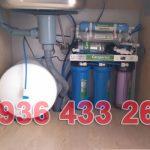 Máy lọc nước Kangaroo 7 lõi KG104 lắp gầm chậu rửa