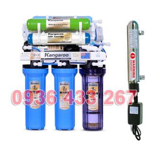 Máy lọc nước Kangaroo 7 lõi UV Model KG104UV