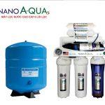 Máy lọc Nano aquas 6 lõi công nghệ lọc RO