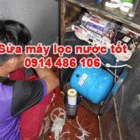 Thay lọc nước ở Thanh Trì, thợ chuyên nghiệp