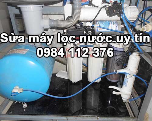 Thay lọc nước ở Nam Từ Liêm, gọi là thợ tới sau 20 phút