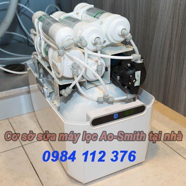 Sửa máy lọc nước Ao Smith Cầu Giấy, giá rẻ và chuyên nghiệp