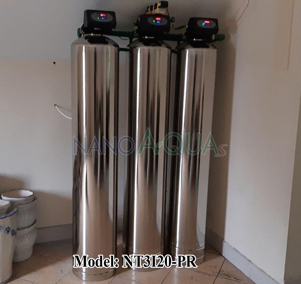 Lọc nước tổng 2000 lít/h