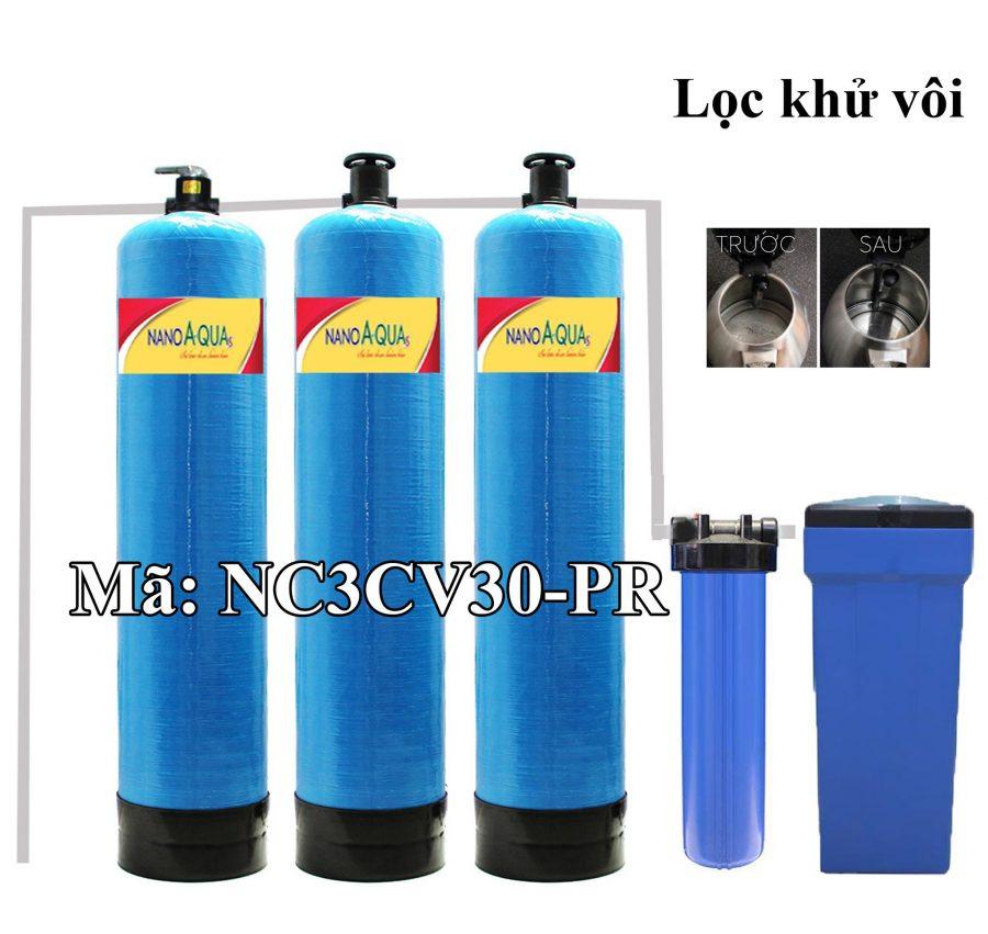 Lọc nước tổng 3000 lít/h