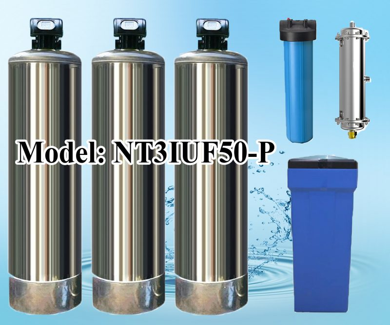 Lọc nước sạch 5000 lít/giờ