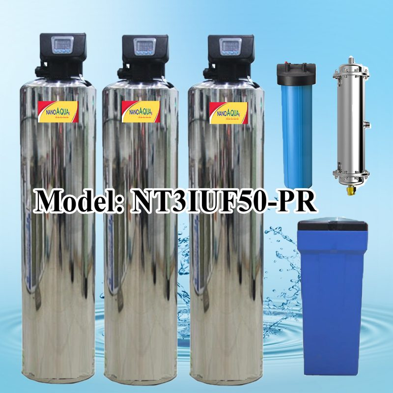 Lọc nước sinh hoạt 5000 lít/h