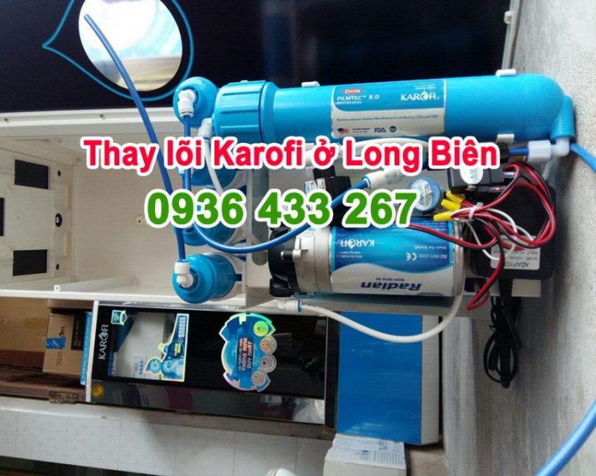 Sửa máy lọc nước Long Bien
